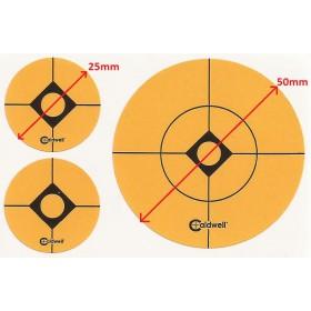 25mm a 50mm oranzovy nalepovaci